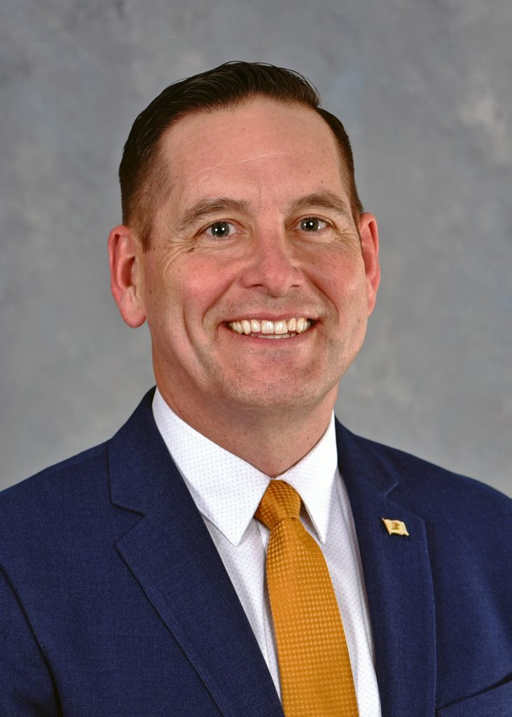 Illinois State Rep Tim Butler Headshot